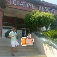 6/14/2017 tarihinde Fatih G.ziyaretçi tarafından Primasol Telatiye Resort'de çekilen fotoğraf