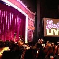 Photo taken at Barbie Live @ Marina Bay Sands by Taufik R. on 9/12/2013