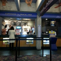 Photo taken at Embarcadero Center Cinema by Linda B. on 1/30/2013