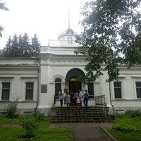 Photo taken at Музей-усадьба «Ботик Петра I» by Maria K. on 7/12/2015
