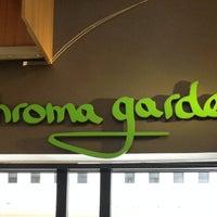 Photo taken at Chroma Garden by Camila Z. on 12/1/2013