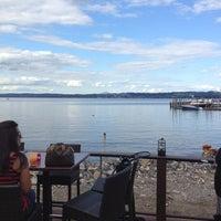 Photo taken at Pier 701 Restaurant & Bar by Trevor H. on 7/30/2013