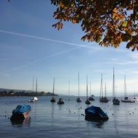 Photo taken at Greater Zurich Area by Evgenia S. on 10/18/2013