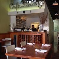 Photo taken at Cafe Linda's by Guapango F. on 9/15/2013