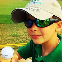 Photo taken at Fallen Oak Golf Course by Trent M. on 3/22/2014