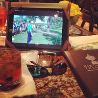 Photo taken at The Polo Club Lounge by Trent M. on 4/11/2014