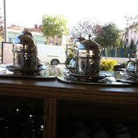 Photo taken at Kocatepe Kahve Evi by Osman Tuğba B. on 9/24/2013