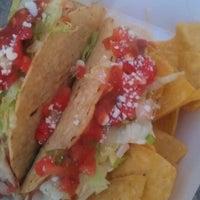 Photo taken at Baja Taco Truck by Allison K. on 11/26/2012