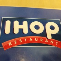 Photo taken at IHOP by Luis A. on 12/23/2012