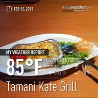 Photo taken at Tamani Kafe by Jerricho G. on 2/12/2013