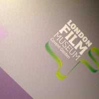 Photo taken at London Film Museum by Dan H. on 3/23/2013