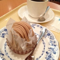 Photo taken at Doutor Coffee Shop by cal l. on 11/7/2012