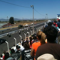 Photo taken at Autodromo Toluquilla by Juan P. on 3/17/2013