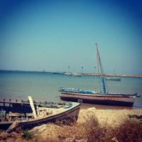 Photo taken at Kerkennah island by Selim L. on 9/28/2014