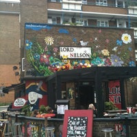 Photo taken at The Lord Nelson by Max W. on 9/3/2013
