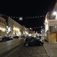 Photo taken at Stadtplatz by Padre N. on 12/29/2013