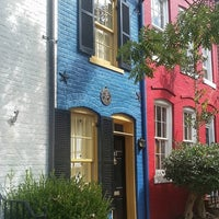 Photo taken at The Spite House by Alice F. on 9/18/2016