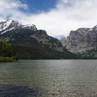 Photo taken at Phelps Lake by Alice F. on 6/3/2016