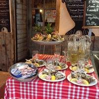 Photo taken at La pêche aux moules by Blogtrip B. on 1/11/2014