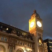 Photo taken at Paris Lyon Railway Station by Blogtrip B. on 11/8/2013