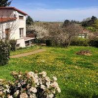 Photo taken at Auberge de la Fontaine by Blogtrip B. on 4/2/2014
