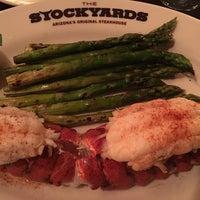 Photo taken at Stockyards Steakhouse by Karin H. on 2/12/2017