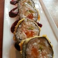 Photo taken at Kabuki Japanese Restaurant by Karin H. on 5/8/2013