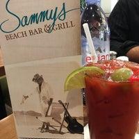 Photo taken at Sammy's Beach Bar & Grill by Karin H. on 10/9/2017