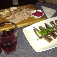 Photo taken at Grill&Beer «Глушкофф» by Анна Р. on 2/17/2015