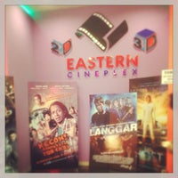 Photo taken at Eastern Cineplex Tawau by Sze Leong O. on 4/28/2013