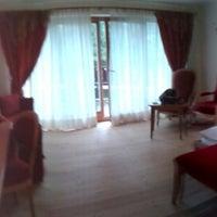 Das Foto wurde bei Hotel Alpenhof von Kathia M. am 1/5/2014 aufgenommen