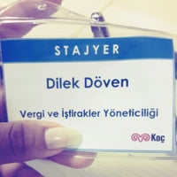 Photo taken at Koç Holding A.ş by Dilek D. on 9/23/2014