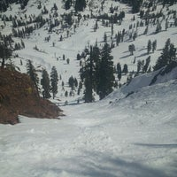Photo taken at Alpine Meadows Ski Resort by Lawrence W. on 4/3/2013