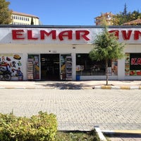 Photo taken at Elmar avm by Alp Abdullah Ç. on 10/15/2013