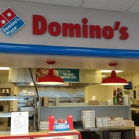 Photo taken at Domino's Pizza by Ryan M. on 1/13/2013