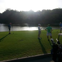 Photo taken at Deer Creek Country Club & Golf Course by Jessica B. on 8/21/2014