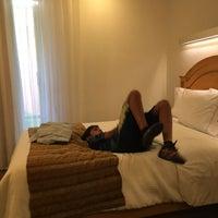 Photo taken at Hotel Horizon Morelia by Sandra V. on 3/25/2016