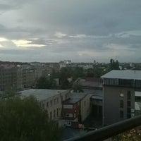Photo taken at dārzaugļu iela by Jānis L. on 8/17/2014