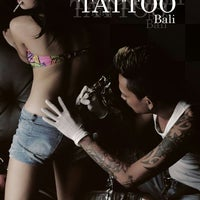 Photo taken at kazeTATTOO Bali by kaze t. on 5/4/2014