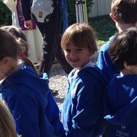 Photo taken at Scuola Materna Sant'angela Merici by Alice T. on 4/15/2014