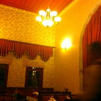 Photo taken at Konak Restaurant by Burak B. on 1/18/2014