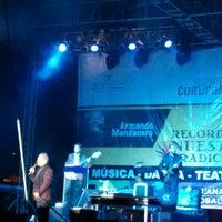 Photo taken at Tianguis de san cristobal texcalucan by Cynthia I. on 11/30/2014