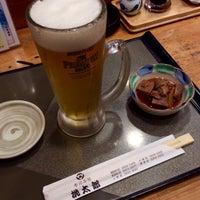Photo taken at 寿司茶屋 桃太郎 池袋西口店 by TAMAKI☆KUROSE on 5/9/2016