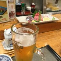Photo taken at 寿司茶屋 桃太郎 池袋西口店 by TAMAKI☆KUROSE on 8/25/2016
