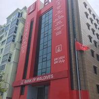 Photo taken at Bank of Maldives PLC by NATALY Z. on 2/25/2017