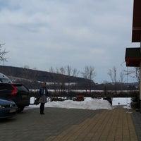Photo taken at Tokaj Macik Winery by Giuseppe C. on 2/2/2014