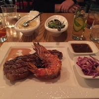 Photo taken at Flamme The Ultimate Steak by King J. on 7/18/2015