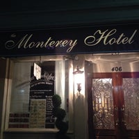 Photo taken at The Monterey Hotel by 가카 on 8/10/2014