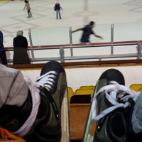 Photo taken at Ice Skating Rink by Fahad a. on 10/5/2013