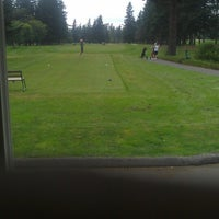 Photo taken at Bellingham Golf & Country Club by Alexander S. on 9/13/2013